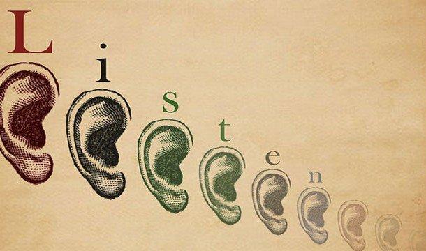 Нарисованные уши