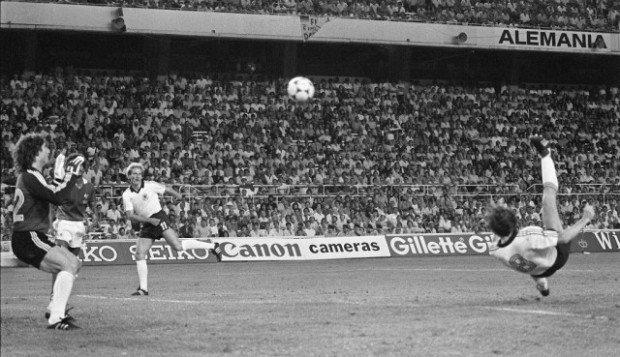 ФРГ-Франция, ЧМ-1982 (полуфинал)
