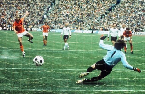ФРГ-Голландия, ЧМ-1974 (финал)