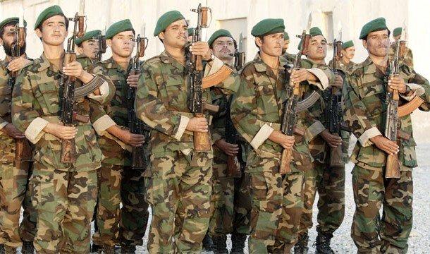 Рота солдат