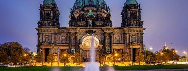 10 самых интересных достопримечательностей Берлина
