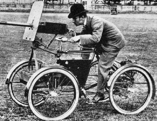 Бронированный квадроцикл (Великобритания)