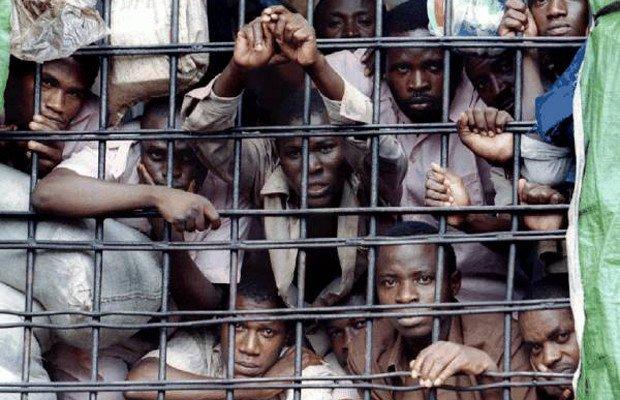 Gitarama Prison, Руанда