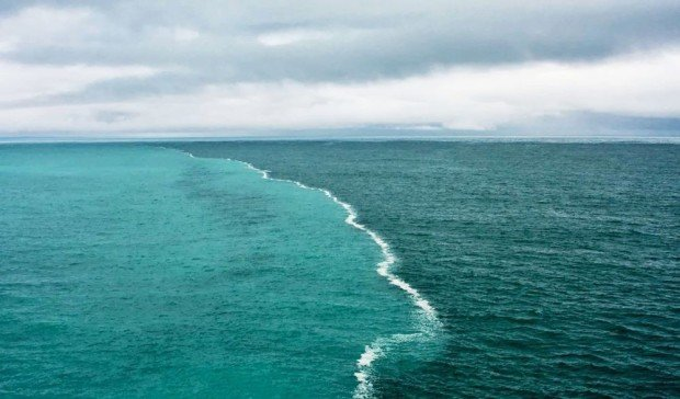 Граница между Балтийским и Северным морем