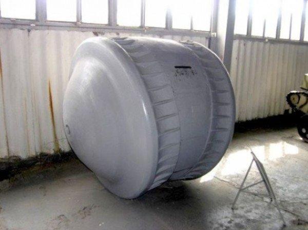 Kugelpanzer или танк-шар (Германия)