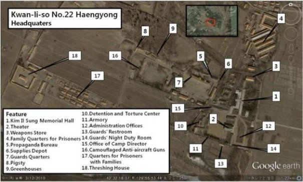 Kwan Li So №22, Северная Корея