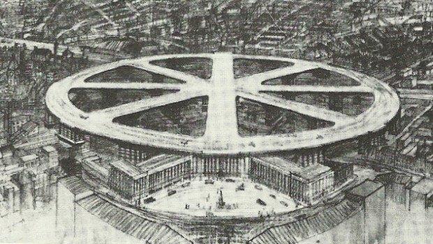 Аэропорт в самом центре Лондона