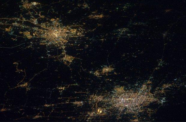 Китайский мегаполис размером с государство