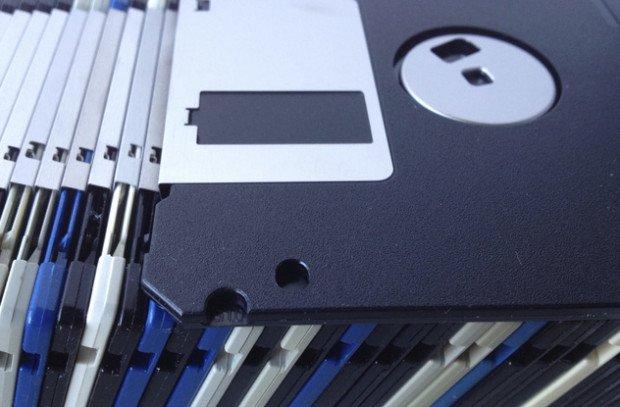Компьютерные дискеты