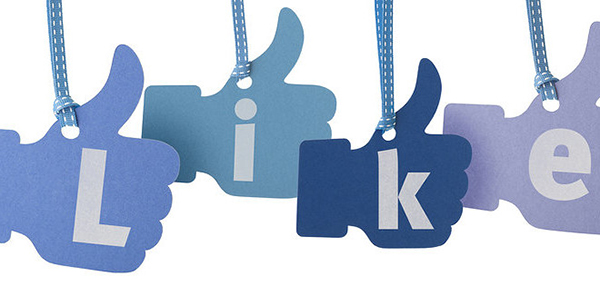 'Лайки' в Facebook
