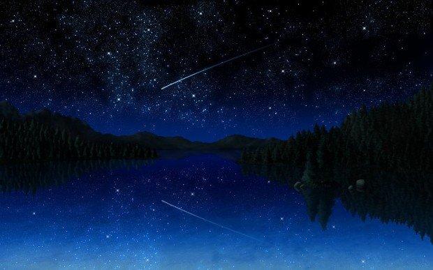 Метеор или падающая звезда