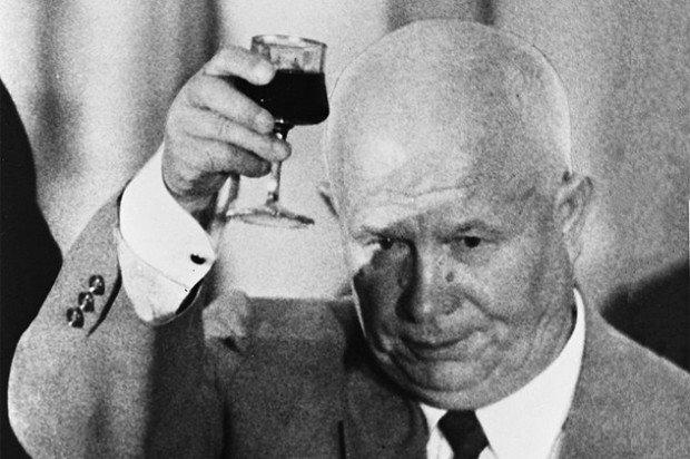 Никита Хрущёв и «Диснейленд»