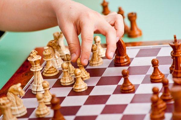 Передвижение фигур по шахматному полю