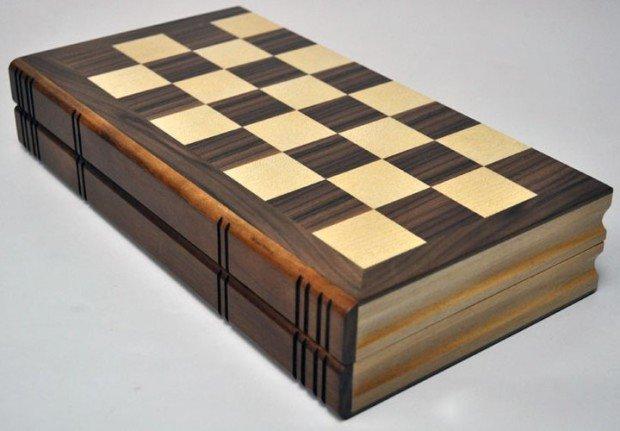 Складная доска для шахмат