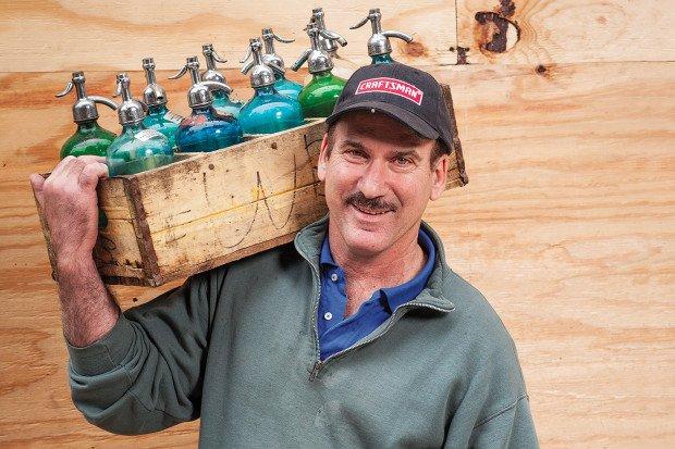 Уолтер Бэкерман: последний доставщик сельтерской воды