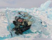 Человек во льде