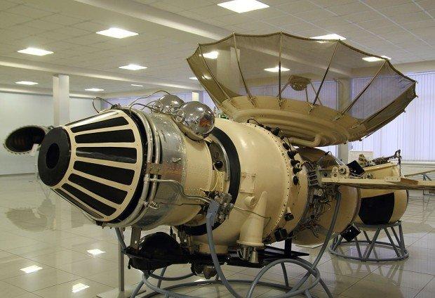 Спускаемый модуль спутника