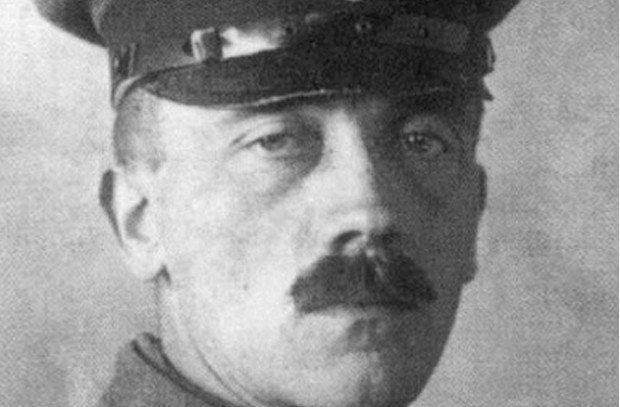 Адольф Гитлер в молодости