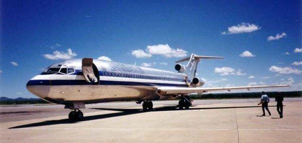 Украденный Боинг-727