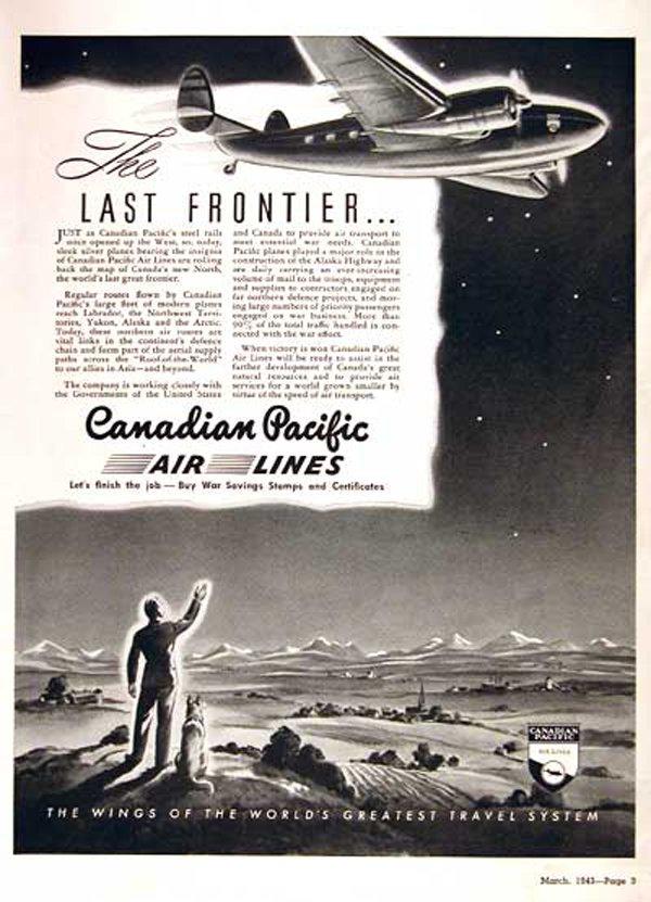 Исчезнувший самолёт DC-4