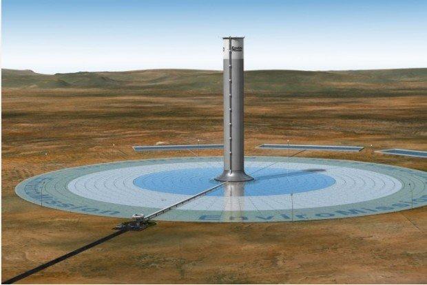 Проект энергетической башни