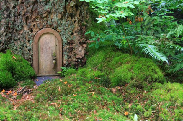 Сказочный домик эльфов