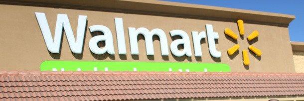 Супермаркет сети Walmart