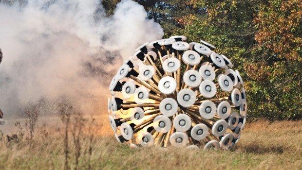Устройство для детонации мин Kafon