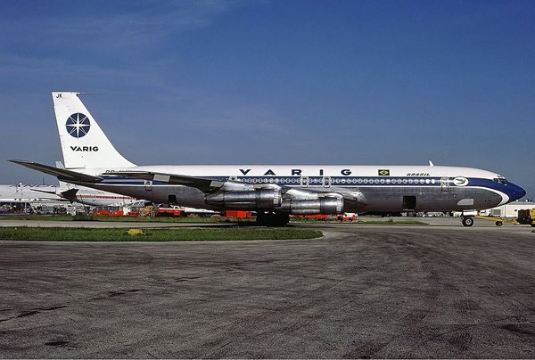 Varig Boeing, исчезнувший над Тихим океаном