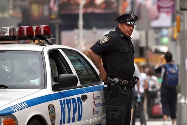 Американский полицейский