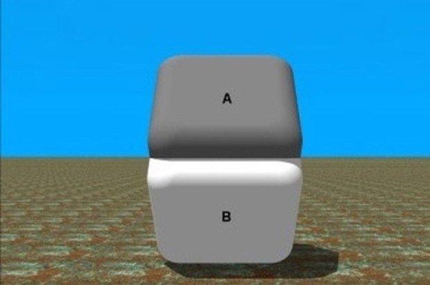 Цветовая иллюзия