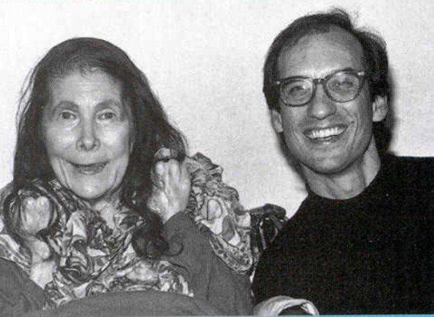 Джулия Таваларо и её сын