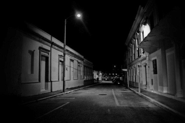 Ночная улица