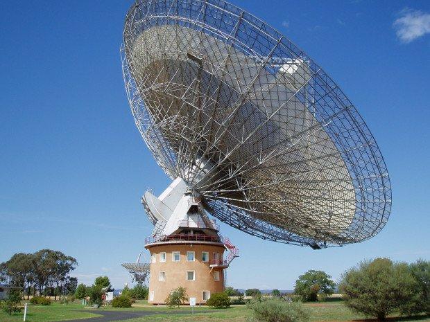 Радиотелескоп 'Паркерс'