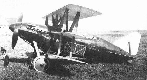Самолёт начала ХХ века