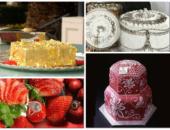 Самые дорогие десерты мира, коллаж