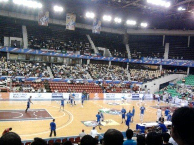 Спортивная арена Ultra Arena