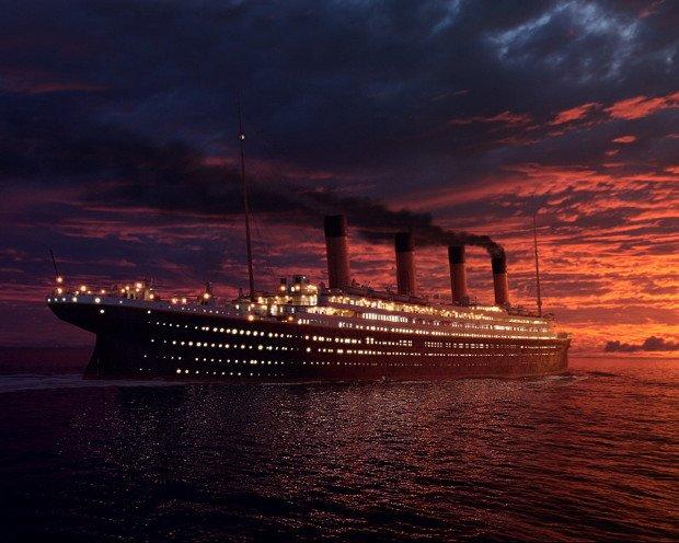 'Титаник'