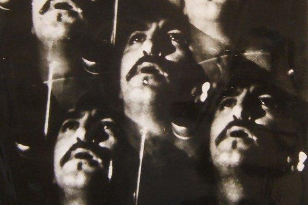 Джим Салливан на обложке альбома«U.F.O.»
