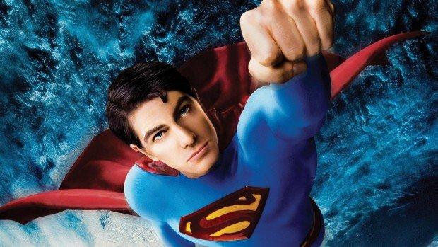 Супермэн в полете