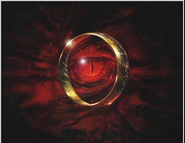 Кольцо Всевластия Толкина