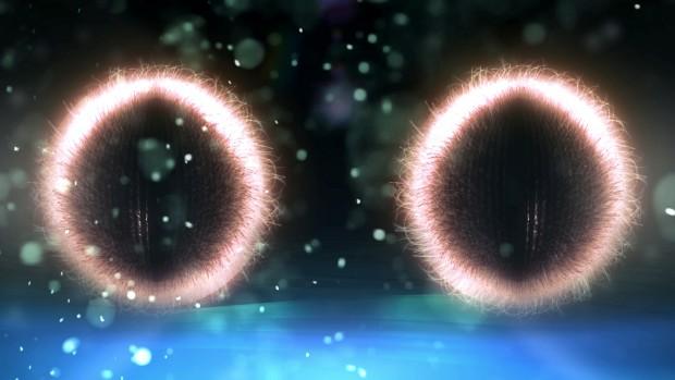 Две одинаковые частицы