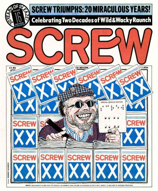 Screw magazine