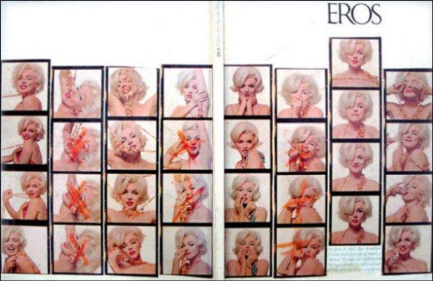 Выпуск «Эрос» 1962