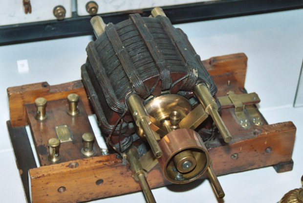 Асинхронные двигатель