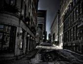 город призрак