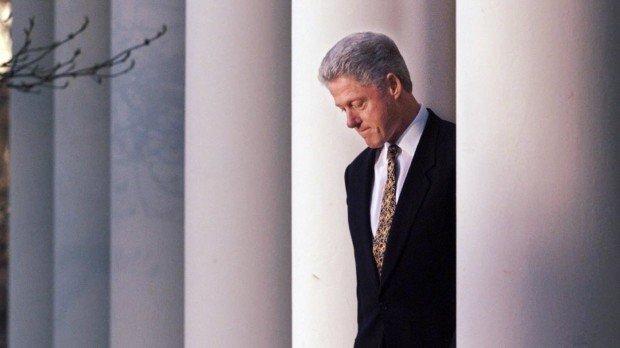 Билл Клинтон