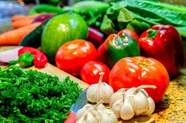 Овощные скачки