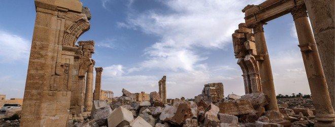 10 артефактов древности, уничтоженных глупостью и невежеством