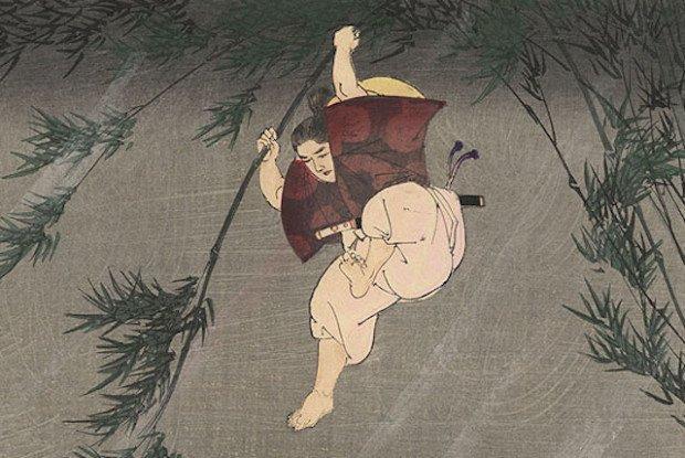 Первый ниндзя